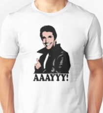 The Fonz Happy Days Aaayyy! T-Shirt T-Shirt