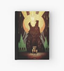 Slow Arrow Hardcover Journal