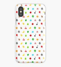Animal Crossing Icons iPhone Case