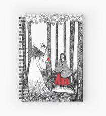 SCHNEEWITTCHEN Spiral Notebook