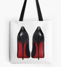 Red Sole Heels - Designer/Fashion/Trendy/Hipster Meme Tote Bag