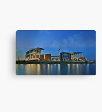 McLane Stadium at Baylor University Canvas Print