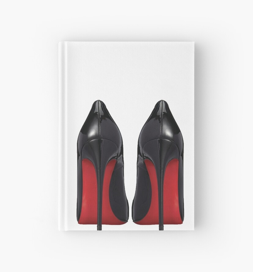 Red Sole Heels - Designer/Fashion/Trendy/Hipster Meme by Vrai Chic
