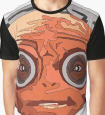 Maz Kanata Graphic T-Shirt