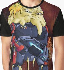 Mash Effect Graphic T-Shirt