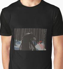 Wolver Ren Graphic T-Shirt