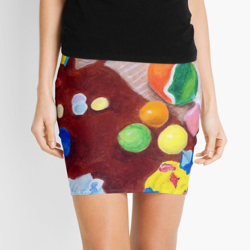 I Want Candy Minifalda