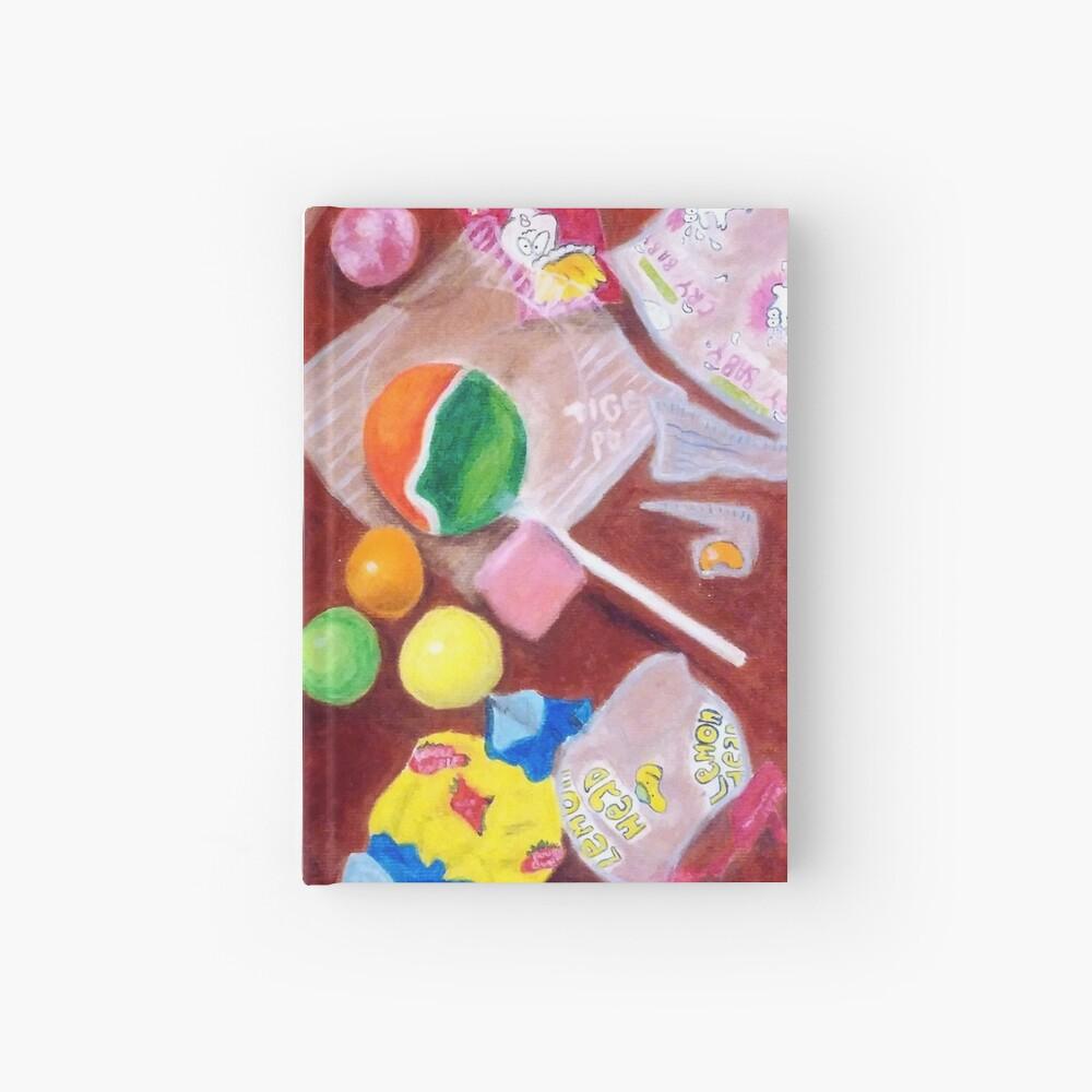 I Want Candy Cuaderno de tapa dura