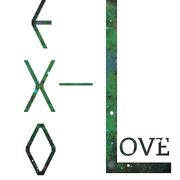 EXO - Love by mykl55