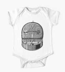Sewing Tools Dictionary Art One Piece - Short Sleeve