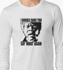 Pulp Fiction Samuel L. Jackson What T-shirt T-Shirt