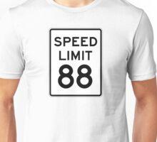 Speed Limit 88 Unisex T-Shirt