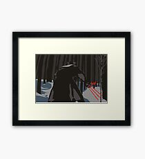 Wolver Ren Framed Print