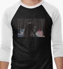 Wolver Ren Men's Baseball ¾ T-Shirt