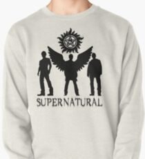 Supernatural - Team Free Will Pullover