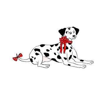 Darling Dalmatian  by catherinehom
