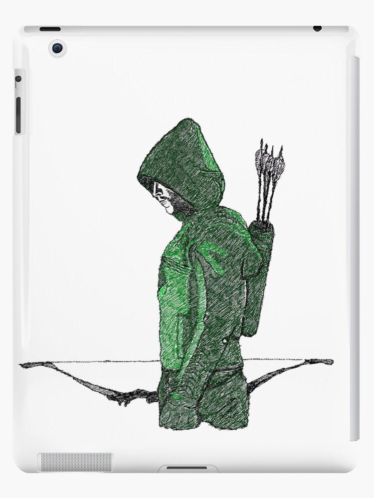 Green Arrow by FenderMan92