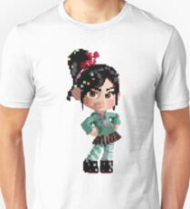 Vanellope Pixel T-Shirt