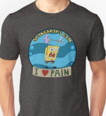 Spongebob's Gym Unisex T-Shirt