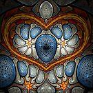 Touch My Heart - Blue by Golubaja