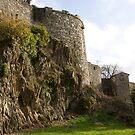 Old City Wall by Hayley Bohn