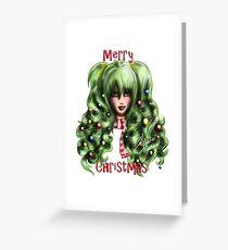 Christmas Time Greeting Card