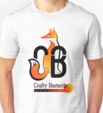 Crafty Bastards Originals  T-Shirt