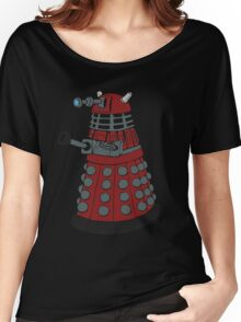Dalek/ Doctor Who Women's Relaxed Fit T-Shirt