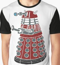Dalek/ Doctor Who Graphic T-Shirt