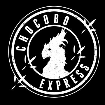 Chocobo Express by Zonsa