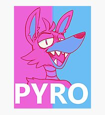 Pyrocynical  Photographic Print