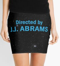 Directed by J. J. Abrams Mini Skirt