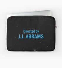 Directed by J. J. Abrams Laptop Sleeve