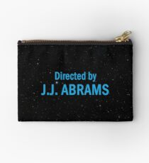 Directed by J. J. Abrams Studio Pouch