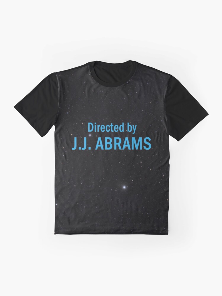 Alternate view of Directed by J. J. Abrams Graphic T-Shirt