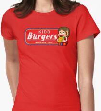 Alex Kidd Burgers Tshirt T-Shirt