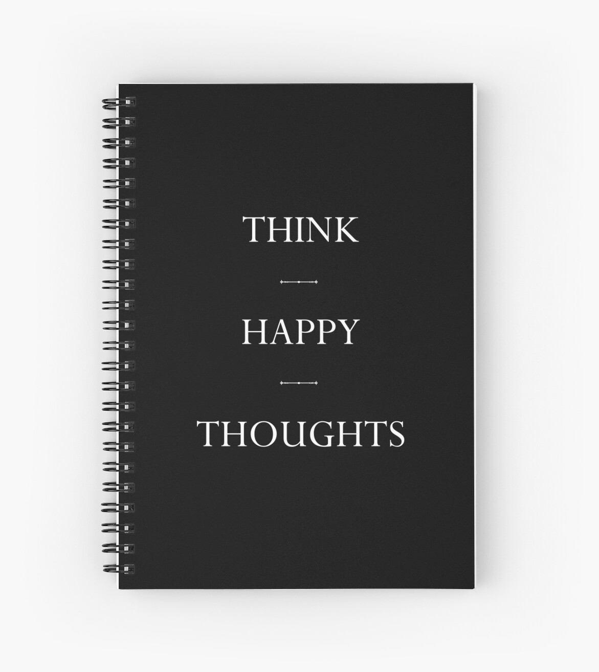 Think Happy Thoughts by Official Fantique