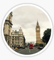 LONDON! Sticker