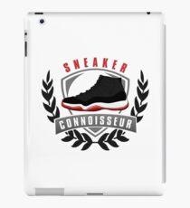 Sneaker Connoisseur-J11 Bred iPad Case/Skin