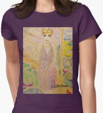 Gatsby Style Womens Fitted T-Shirt