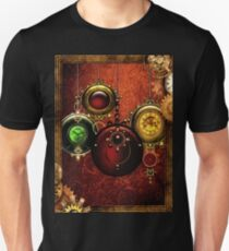Have Yourself a Steam Punk Little Christmas Unisex T-Shirt