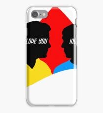 Love Trek iPhone Case/Skin