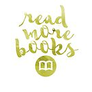 READ MORE BOOKS (GOLD) by aimeereads