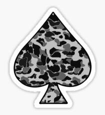 YUNG SPADE Sticker