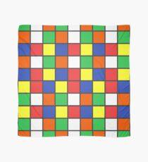 Cube Rubik Colors Scarf