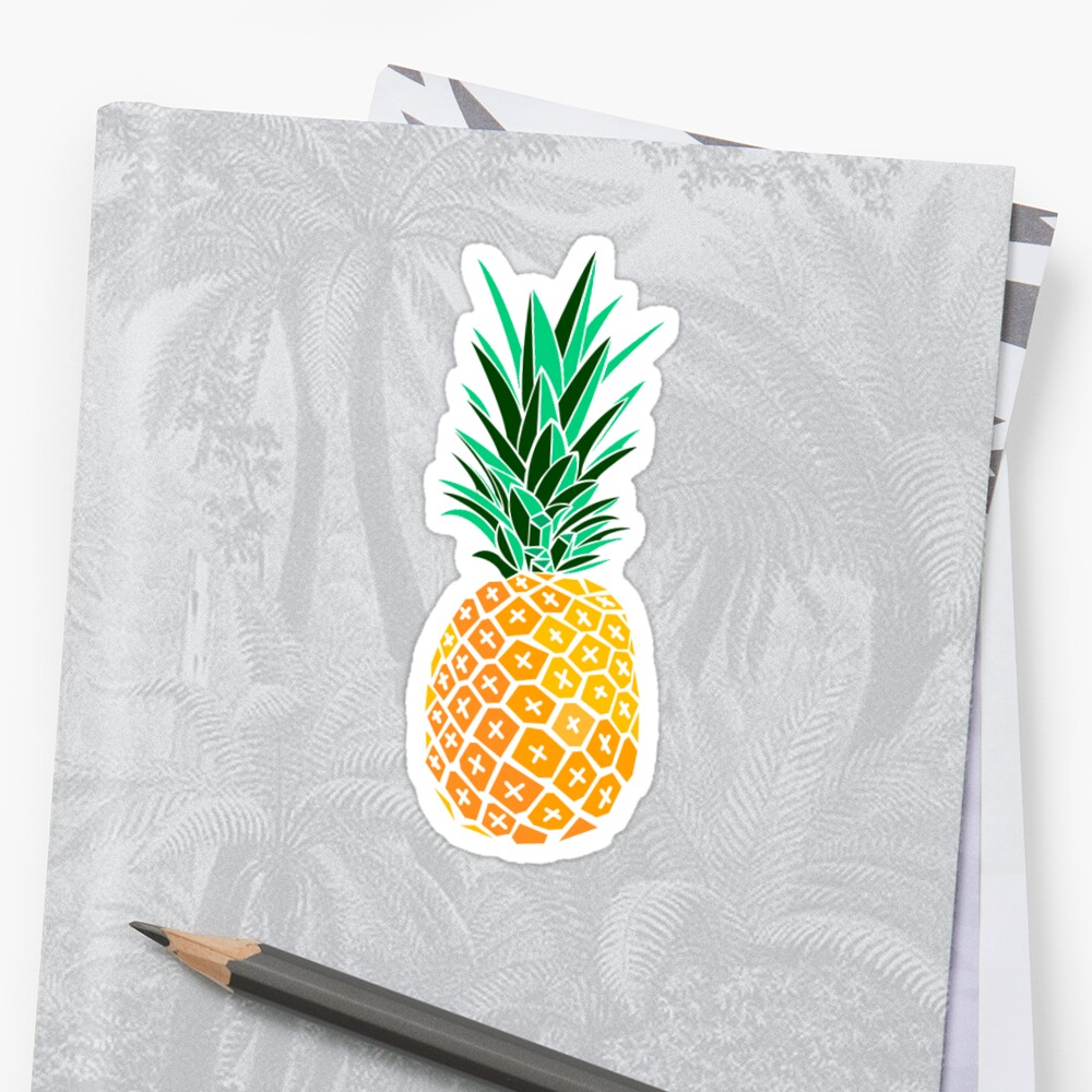 Pineapple by ksheaffs