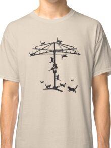 Hills Hoist cats - 2 Classic T-Shirt