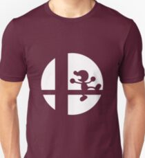 Mr. Game and Watch - Super Smash Bros. T-Shirt