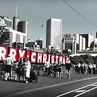 Merry Christmas from Melbourne by Roz McQuillan