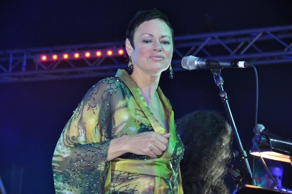 Tina Harrod & The Godmothers, Darling Harbour 2012 by muz2142